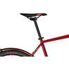 Cube Cross Hybrid Pro Allroad 500 Elcykel Hybrid röd